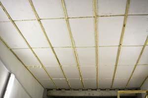 Как утеплить бетонный потолок? (26 фото)
